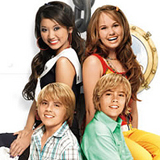Zack And Cody An Bord