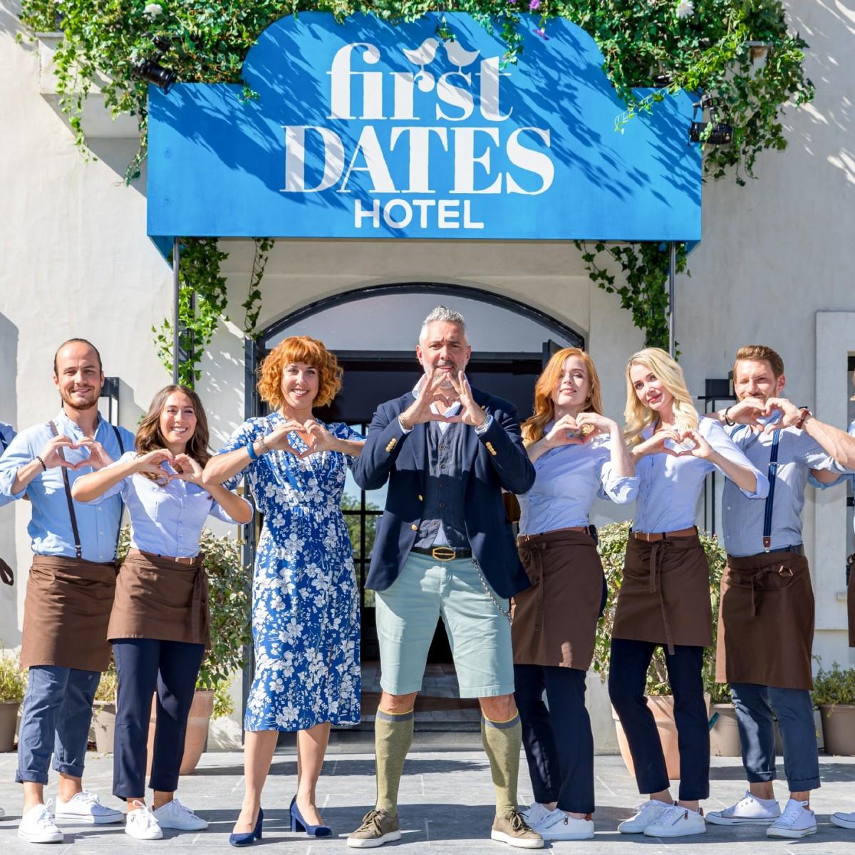 First Dates Hotel Vox Gibt Zweite Staffel In Auftrag Dating Doku Geht In Die Nachste Runde Tv Wunschliste