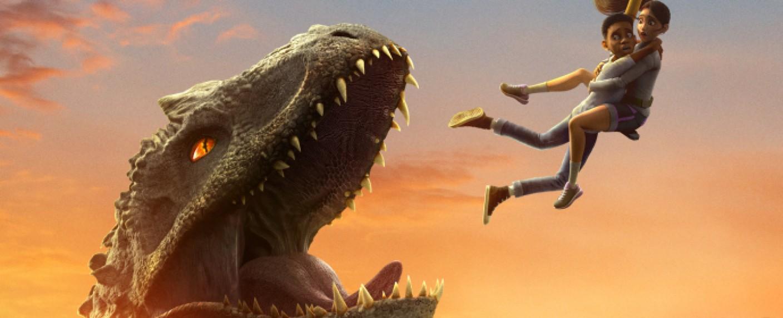 Jurassic World Neue Abenteuer Netflix Nennt Vo Termin Neuer Animationsserie Saurier Kult Aus Dem Hause Dreamworks Und Steven Spielberg Tv Wunschliste