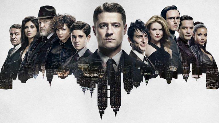 Gotham Staffel 2 Start
