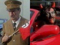 """""""Schönes Auto! Und womit verdient?"""" - """"Mit Leut' wie dir!"""""""