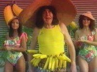 """""""Hey, Mr. Tally Man, tally me banana ..."""""""