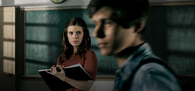 "Kate Mara und Nick Robinson in ""A Teacher"""