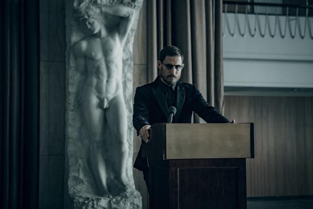 Undurchsichtiger Geschäftsmann: Marcus Eiben (Clemens Schick)