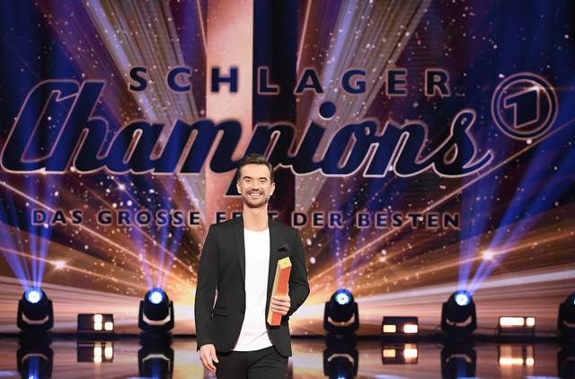 """Florian Silbereisen präsentiert die """"Schlagerchampions 2021"""""""