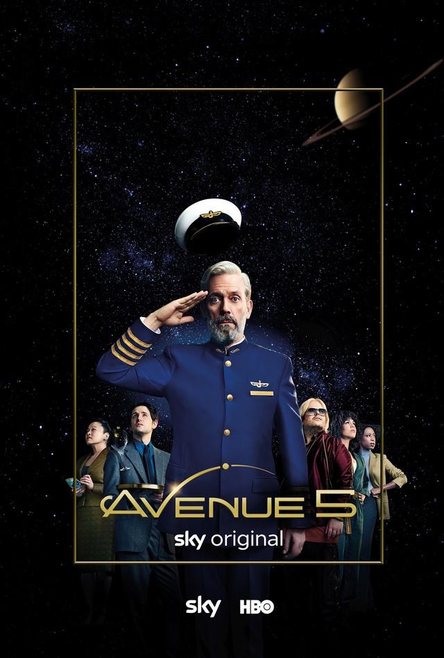 """Poster zu """"Avenue 5"""""""