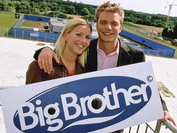 """Aleksandra Bechtel und Oliver Geissen moderierten die zweite und dritte """"Big Brother""""-Staffel"""