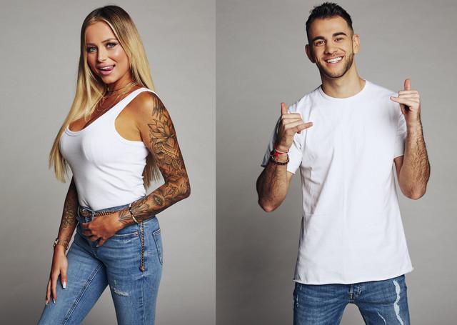"""Die """"Bachelor in Paradise""""-Kandidaten Jade und Serkan sollten für Quotenaufschwung sorgen - was nicht geklappt hat."""
