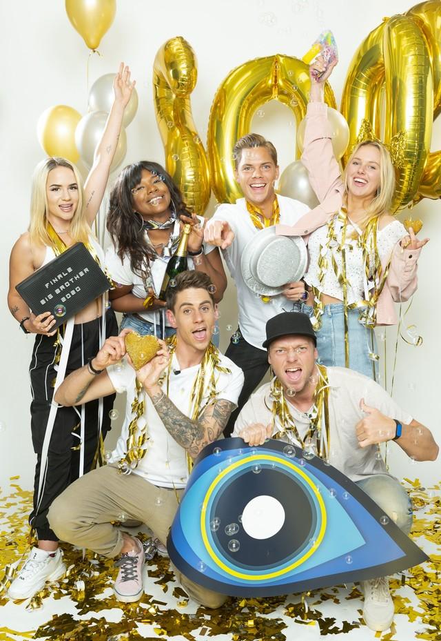"""Die Finalisten von """"Big Brother"""" 2020"""
