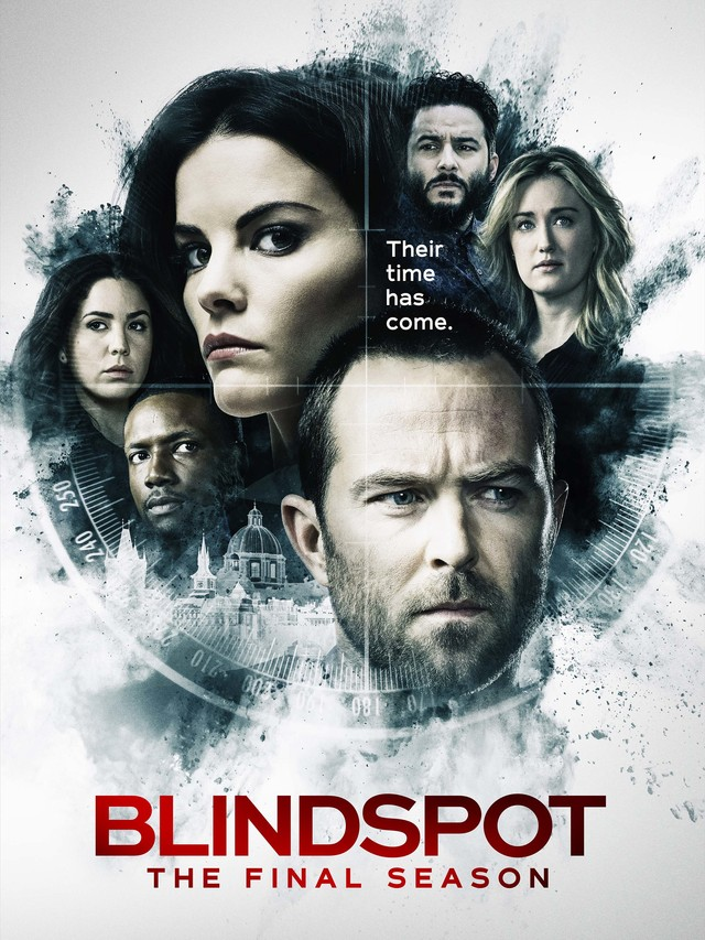 """Poster zur fünften Staffel von """"Blindspot"""""""
