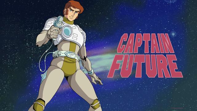 """""""Captain Future"""""""