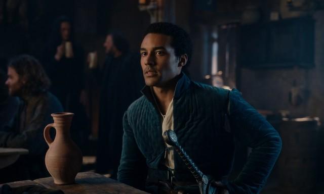 Devon Terrell als der charmante, schlitzohrige Arthur