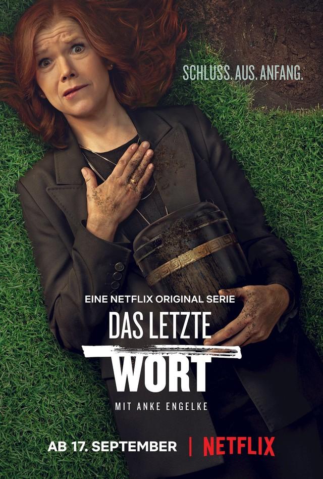 """Poster zur Netflix-Serie """"Das letzte Wort"""""""
