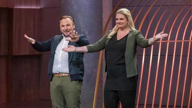"""Die """"Gast-Löwen"""" Anne und Stefan Lemcke von """"Ankerkraut"""""""