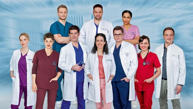 Das aktuelle Team des Johannes-Thal-Klinikums