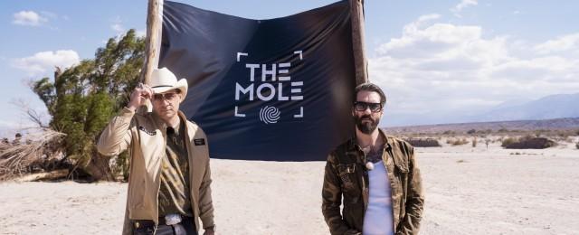 The Mole Auf Deutsch
