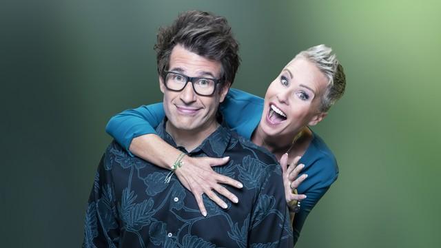 Daniel Hartwich und Sonja Zietlow - TVNOW / Stephan Pick