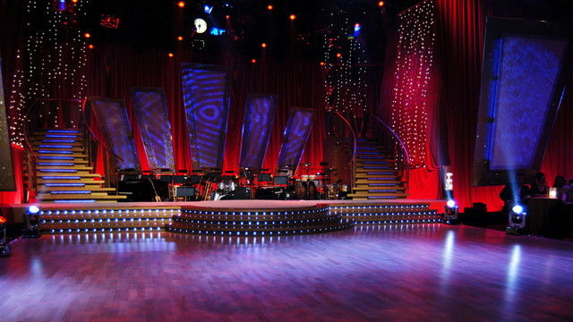 """Der Tanzsaal des Quotenhits """"Strictly Come Dancing"""" (2004)"""