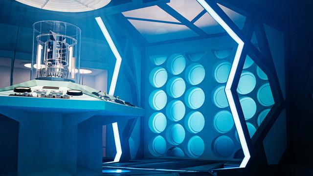"""Ein Blick in die moderne TARDIS aus """"Doctor Who"""" (2019)"""