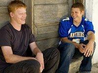 Beste Freunde: Landry (Jesse Plemons) und Matt (Zach Gilford)