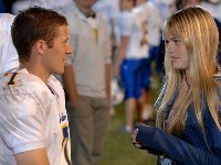 Matt (Zach Gilford) ist heimlich in Taylors Tochter Julie (Aimee Teegarden) verliebt