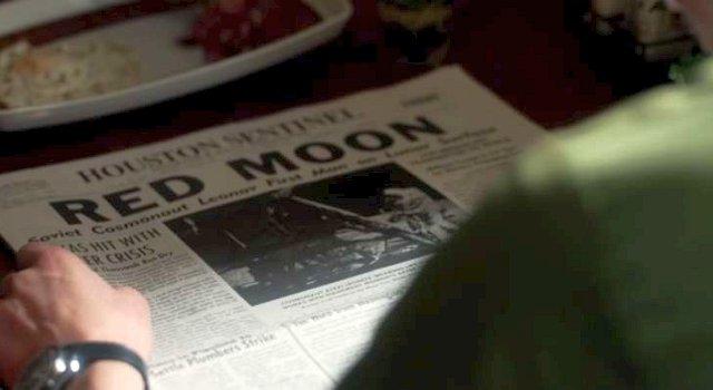 Zeitungsschlagzeile: Die