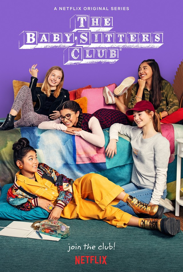 """Poster zu """"The Baby-Sitters Club"""""""
