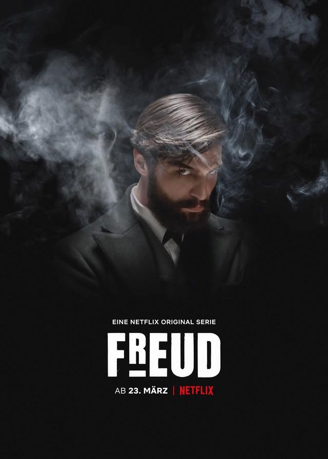 "Poster zur Serie ""Freud"""