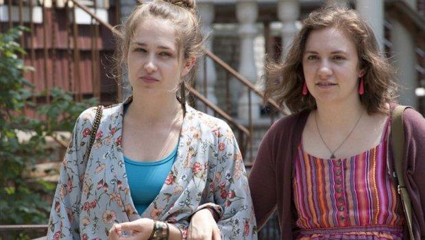 Schwanger trifft arbeitslos: Jessica (Jemima Kirke) und Hannah (Lena Dunham) hatten sich das alles irgendwie anders vorgestellt.