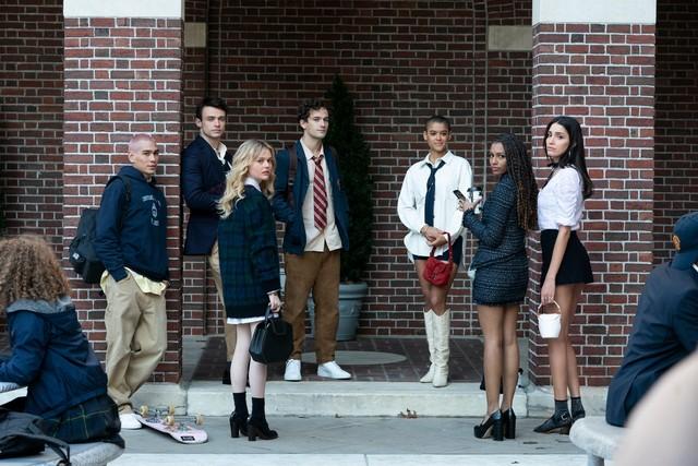 """Der Cast von """"Gossip Girl"""" weckt Erinnerungen."""