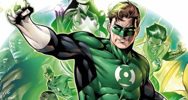"""Die """"Green Lantern""""-Serienadaption der DC-Comics beinhaltet gleich mehrere Superhelden."""