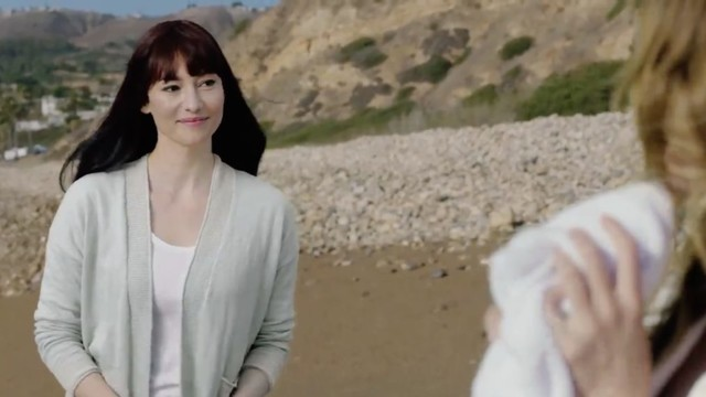 Chyler Leigh als Lexie Grey an Merediths Traum-Strand