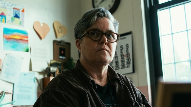"""Rosie O'Donnell als Lisa Sheffer in """"I Know This Much Is True"""""""
