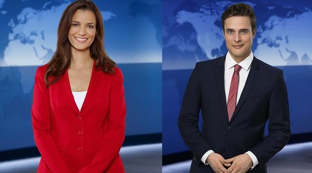 Julia-Niharika Sen und Constantin Schreiber