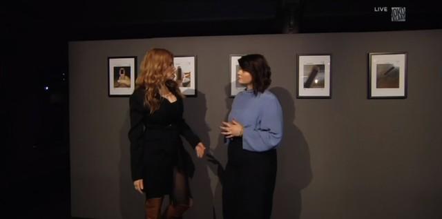 Palina Rojinski und Sophie Passmann