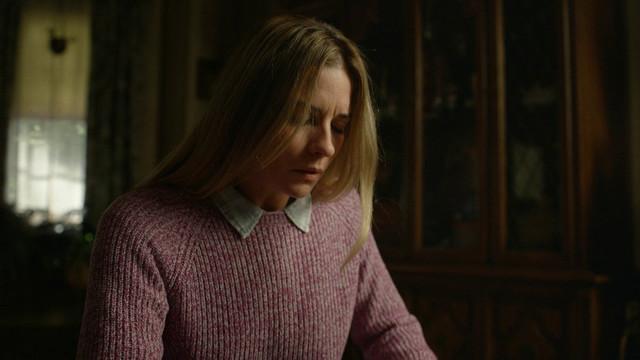 Weitaus düsterer sieht es in Allisons Leben fernab der Lachplatte aus