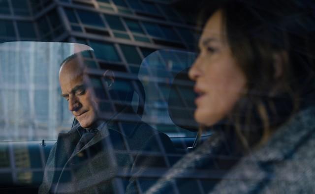 Kein leichtes Wiedersehen: Stabler (Christopher Meloni) und Benson (Mariska Hargitay)