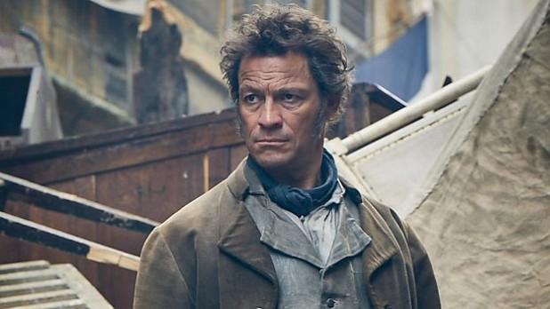 """Dominic West als Jean Valjean in """"Les Misérables"""""""
