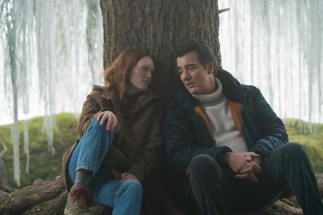 Bild aus glücklicheren Zeiten: das Ehepaar Lisey und Scott Landon (Julianne Moore und Clive Owen)