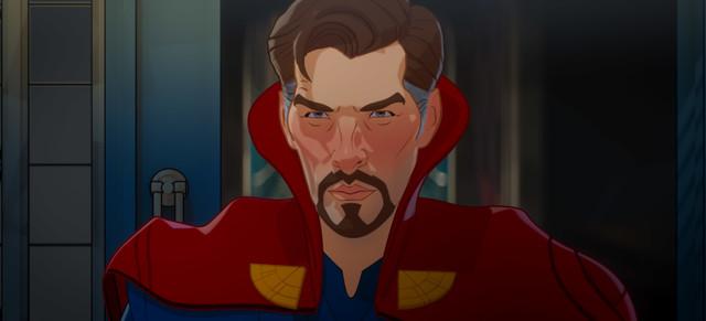 In den ersten Folgen noch nicht zu sehen, aber definitiv mit dabei: Doctor Strange (oder eine Variante von ihm).