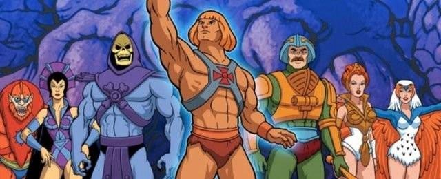 """Der Cast der alten """"He-Man""""-Serie aus den 1980ern"""