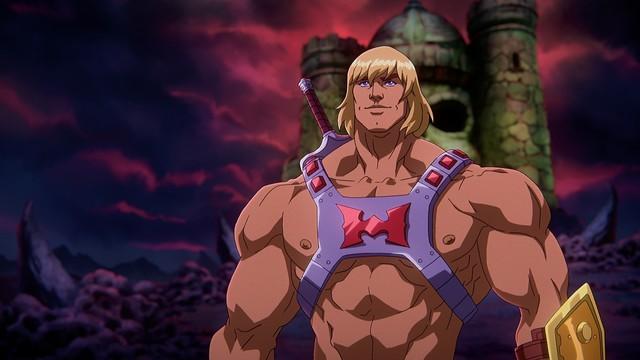 He-Man, der mächtigste Mann des Universums