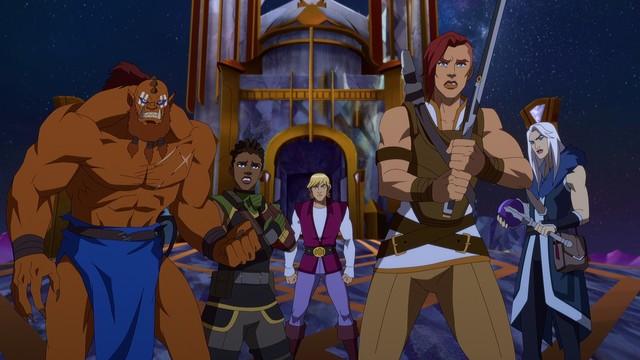 In den Hintergrund gedrängt: Prinz Adam alias He-Man