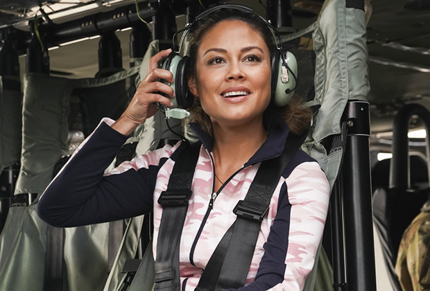 Vanessa Lachey als Special Agent in Charge Jane Tennant