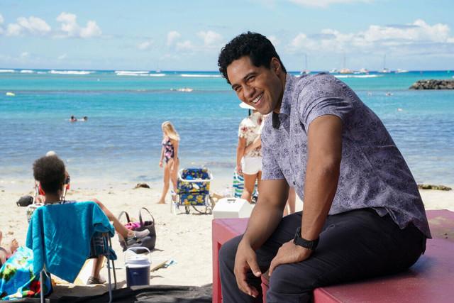 Zurück auf der Insel: NCIS-Neuzugang Kai Holman (Alex Tarrant)