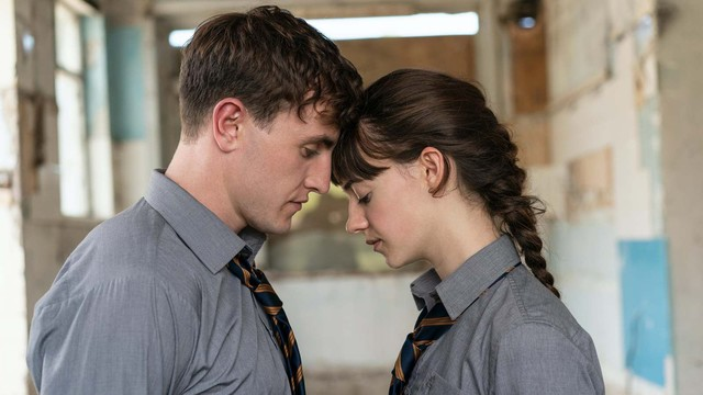 Bei Connell (Paul Mescal) und Marianne (Daisy Edgar-Jones) schwingt immer Melancholie mit.