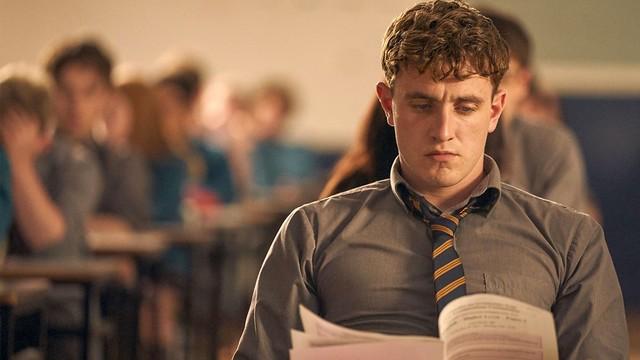 Connell (Paul Mescal), ein aufstrebender Literat.