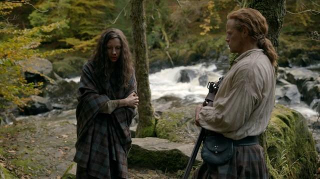 Claire (Caitriona Balfe) gibt nicht auf.