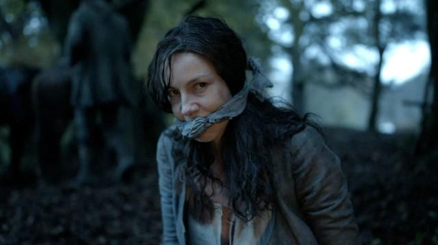 Für Claire (Caitriona Balfe) gibt es kein Entkommen.