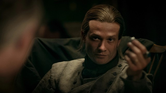 Edward Speleers als Stephen Bonnet